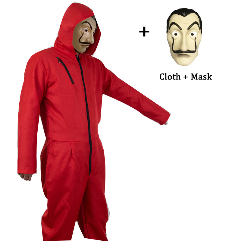 la casa de papel costume money heist the house of paper cosplay disfraz halloween costumes women
