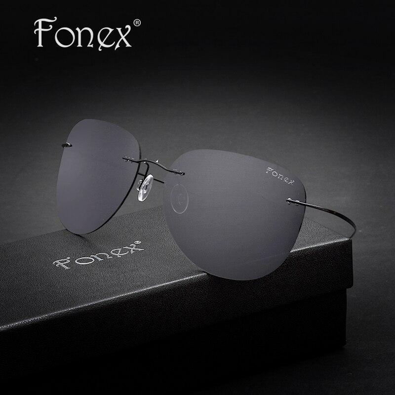 Compra gafas de sol aviator espejo negro online al por mayor de ...