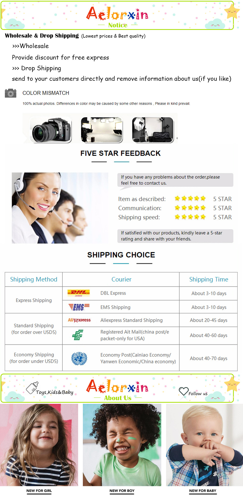 Lowest price & best quality, more surprises click here!!!