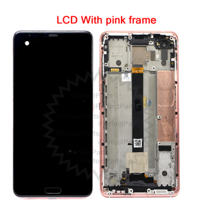 """Image 4 - 2560x1440 For 5.7"""" HTC U ULtra LCD Display Touch Screen Digitizer Assembly Replacement Parts For HTC Ocean Note LCD + Tools"""
