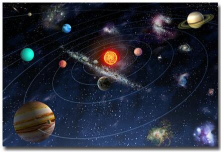 solar system in milky way - photo #23