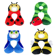 1-4Years Baby Stroller Car Pillow Travel Head and Neck Protection Safety Pillow