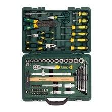 Набор ручного инструмента KRAFTOOL 27977-H59 (59 предметов, многофункциональный набор профессионального инструмента)