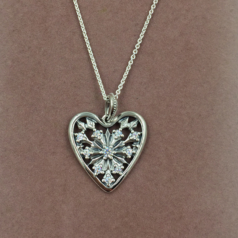 14362034413c4 czech pandora necklace girls winter 4b19d febcf