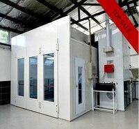 Высокое качество автомобильное масло Отопление спрей Booth лакировочная печь CE утвержден Сделано в Китае