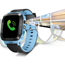 kids GPS tracker smartwatch