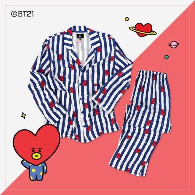бтс Bangtan мальчики V J Hope Rm же корейский стиль милый Bt21