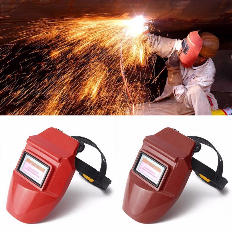 Professional Welding Helmet Mask Electrical Grinding Welders Mask Welding Helmets For Electronic Welding Worker Face Masks