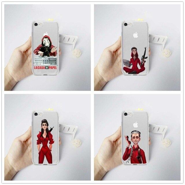 coque iphone xs casa de papel