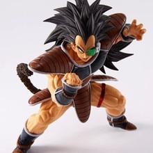 Dragonball Z Sagas Dragon Ball Super Saiyan SonGoku Fils Goku Raditz Radis Kakarotto 15 CM PVC Action Figure Modèle Enfants cadeau