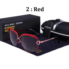 36ecd5b896 Nuevo doble lentes de color de moda de polarización gafas de sol tendencia  de color coreano gafas grandes marco gafas de sol 870.