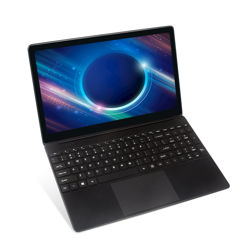 laptop 15.6inch 8G RAM 64GB SSD 500G 1000G <font><b>2000GB</b></font> HDD Intel Quad Core Windows10 System Notebook for school office home Computer image
