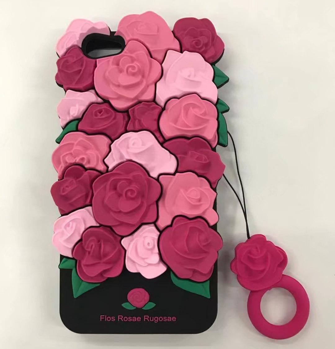silicone rose iphone cas-achetez des lots à petit prix silicone