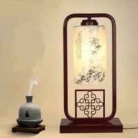 new Chinese ceramic classical table lamps living room lamp bedroom study hotel engineering table light Z118557