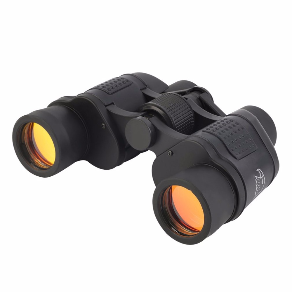 60x60 Binoculars Telescope Outdoor Hunting Night Vision 3000M HD Hiking Travel Military High Definition Professional Sports bresee high powered telescope hd 7x50 binoculars for hunting and outdoor adventure