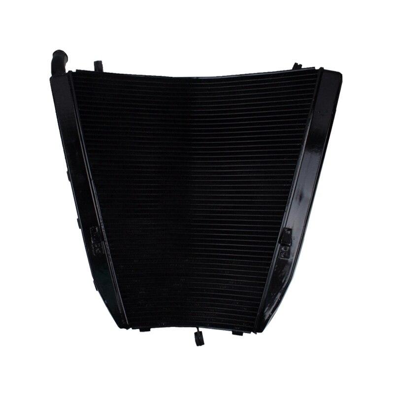 Radiatore del Dispositivo Di Raffreddamento di Alluminio Nero Per Honda CBR 1000 RR 2004-2005 04 05 CBR1000RR Nuovo