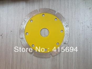 114x12x22.23-15.88mm cold press segmented diamond  saw blade for bricks, granite,marble and concrete  low quality