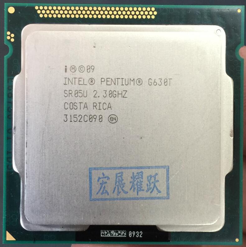 Intel Pentium Processor G630T (3M Cache, 2.30 GHz) LGA1155 Dual-CorE PC Computer Desktop CPU