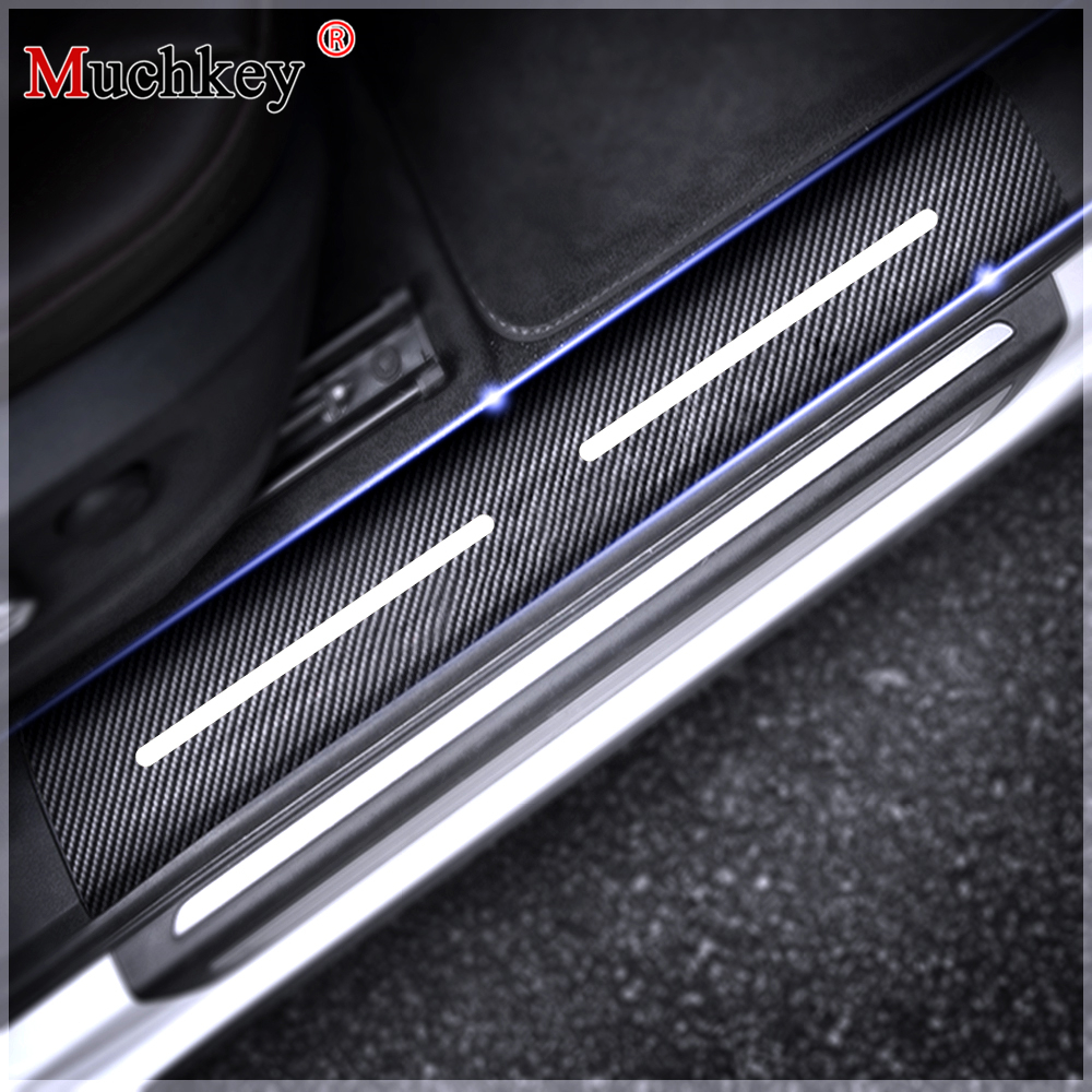 Cadillac Cts 2013 Price: For Cadillac CTS 2008 2009 2010 2011 2012 2013 Door Sills For Cars Door Step Protector Stickers