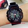 Top Brand Relogio Masculino Men Sport Watch For Men's Digital Analog LED Watch Army Military Watch Quartz Wristwatches