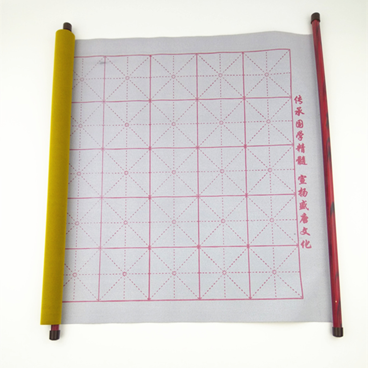 70*43cm Thick Imitation Drawing Practice Magic Water Paper Cloth Rolling Calligraphy Repeat Write Educational Kid Toys