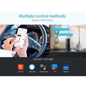 Image 4 - WiFi kablosuz Siren ev güvenlik WiFi Alarm akıllı Siren Tuya ile uyumlu Alexa/Google ev