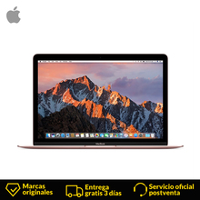 Apple MacBook 12 Inch 7th gen Intel Laptop & Backlit keyboard Ultra Notebook 8GB