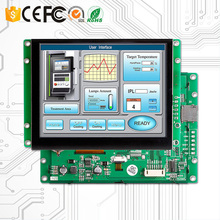 цена 8 inch high brightness LCD with wide input voltage and PCB control board