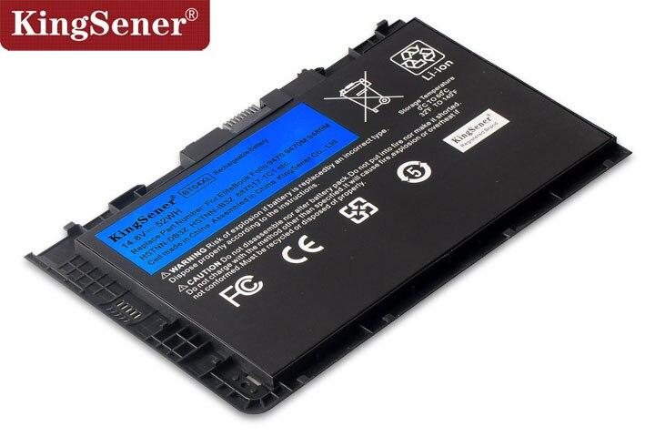 KingSener nuevo BT04XL batería para HP EliteBook Folio 9470, 9470 M 9480 M HSTNN-IB3Z HSTNN-DB3Z HSTNN-I10C BA06 687517-1C1 687945- 001 - 4