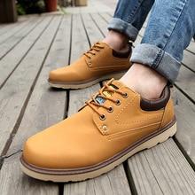 Fashion Men Oxfords 2016 New Men's Casual Breathable Shoes Popular British Men's Leather Shoes Autumn Zapatos Hombre 2.5A
