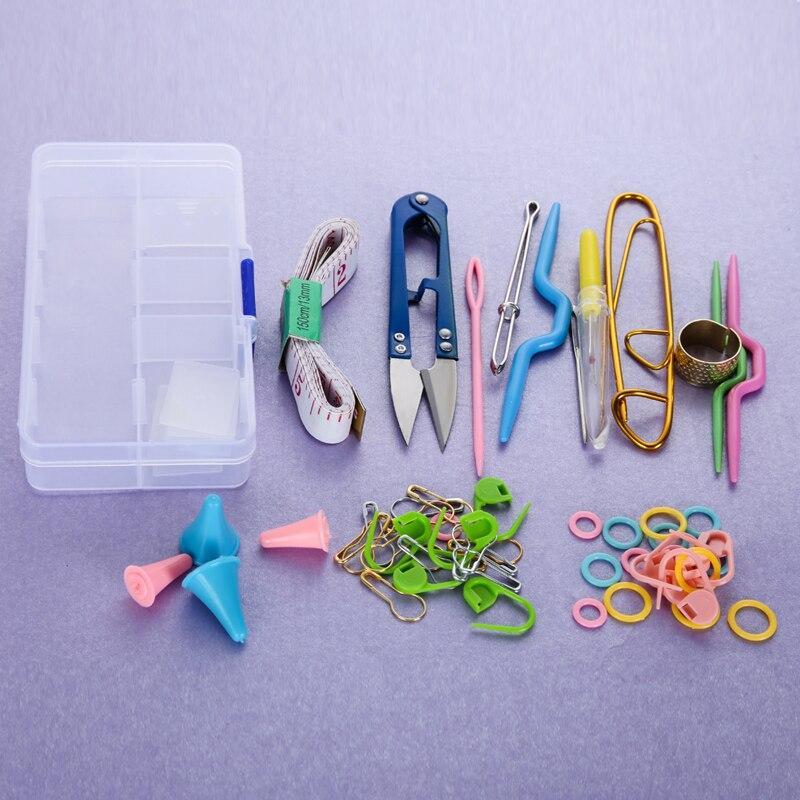 1Set DIY Knitting Needles Kit...