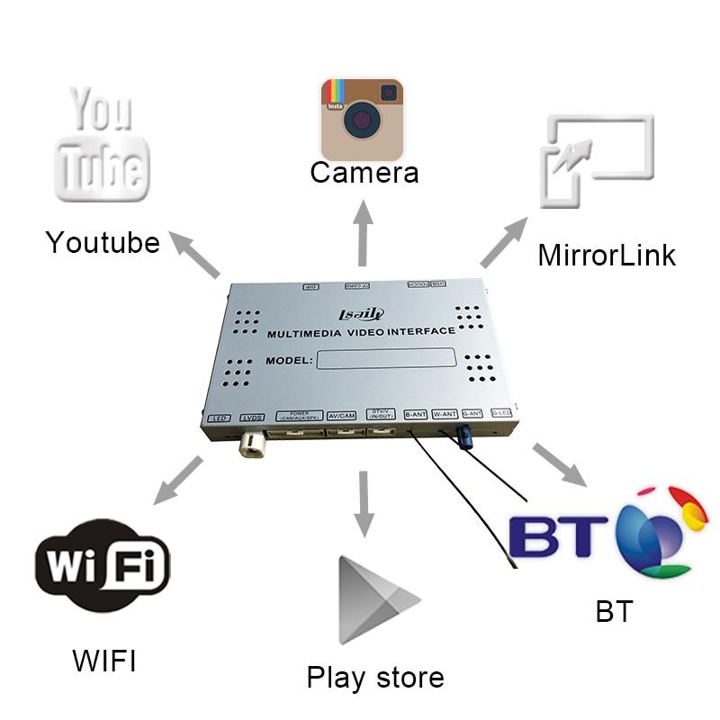 Car GPS Navigation System Android Navigator Video Interface for 2014-2018 Mazda CX-3/CX-4/CX-5/CX-9/MX-5 /2/3/6 коврик для приборной панели авто 2 3 5 6 cx 5 m6 3 mx5