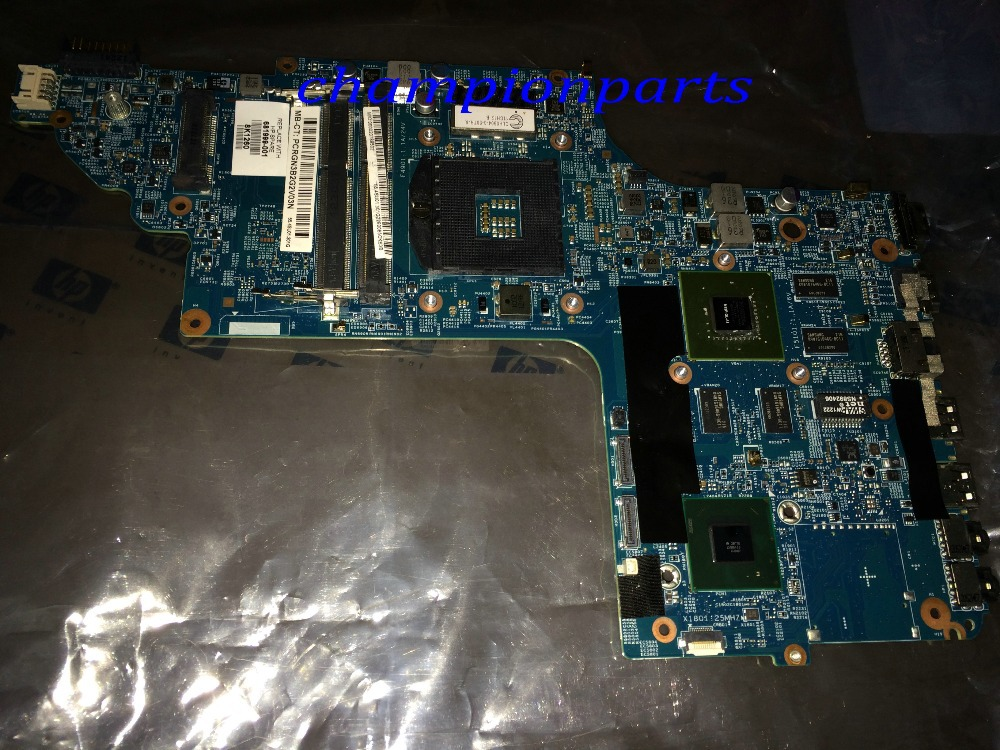 Available +working + Free Shipping 681999-001 681999-501 48.4ST10.031 for Hp Pavilion DV7 Envy DV7T Laptop Motherboard Notebook free shipping ems 48 4st10 031 681999 001 laptop motherboard for hp pavilion dv7 notebook pc