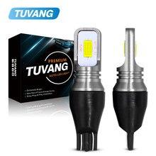 2x w16w t15 lâmpadas led 3570 canbus obc livre de erros led backup luz 921 912 w16w lâmpadas led carro reverso lâmpada xenon branco dc12v