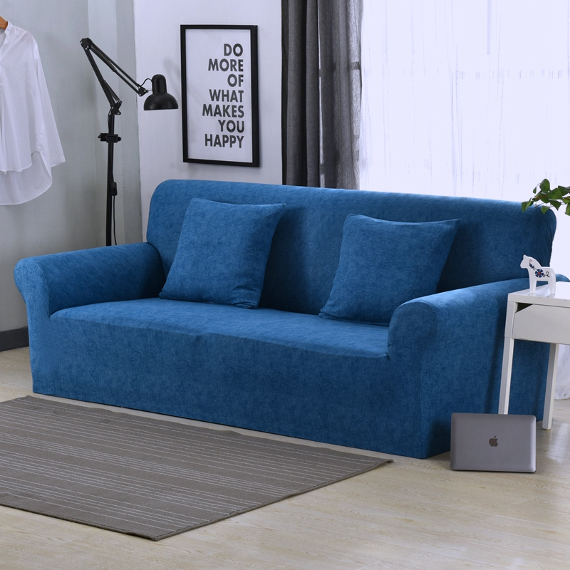 Miraculous Us 16 92 53 Off Cross Striped Design Sofa Covers Elasitc Stretch Tight Wrap Sectional Sofa Couch Slipcover Furniture Protector 1 2 3 4 Seater In Short Links Chair Design For Home Short Linksinfo