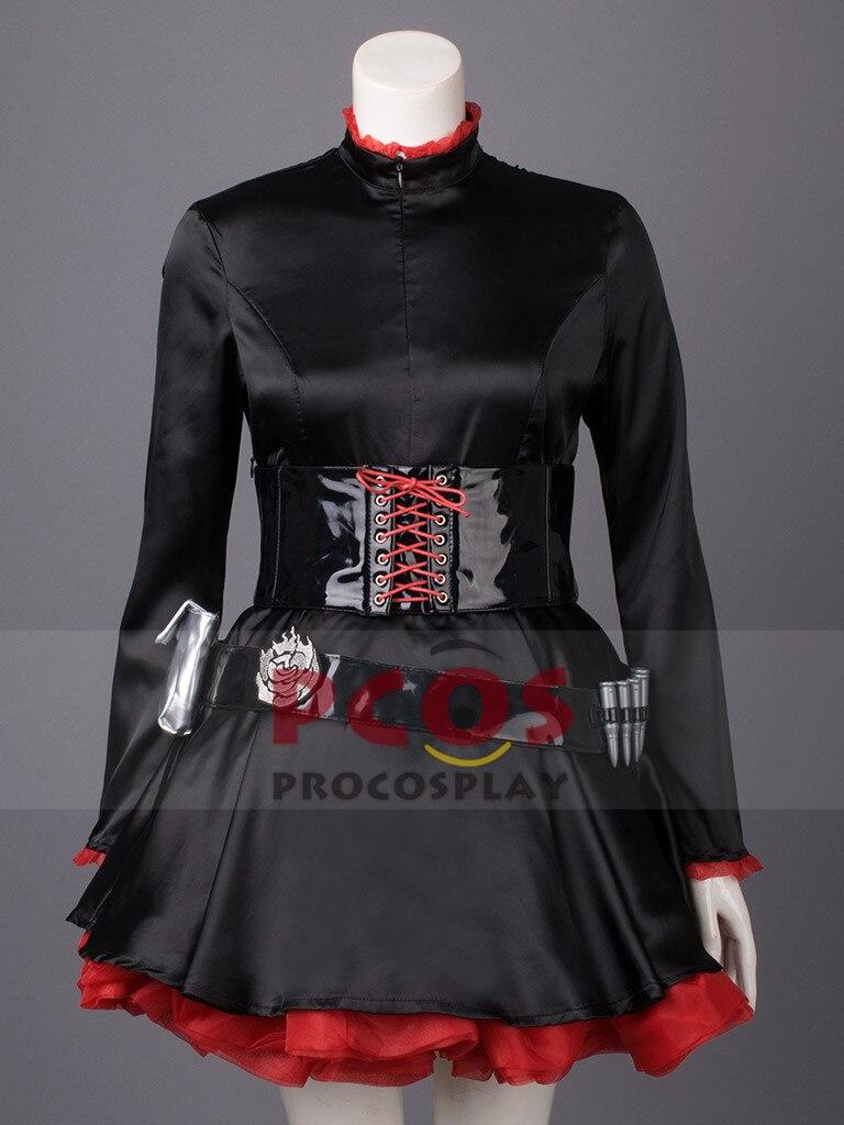Լավագույն գինը ~ RWBY RWBY-Red Trailer Ruby Rose Cosplay - Կարնավալային հագուստները - Լուսանկար 5