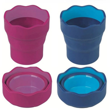 Pen Faber-Castell Wash-Bucket Cup-Cup Folding-Pen Rinse Watercolor