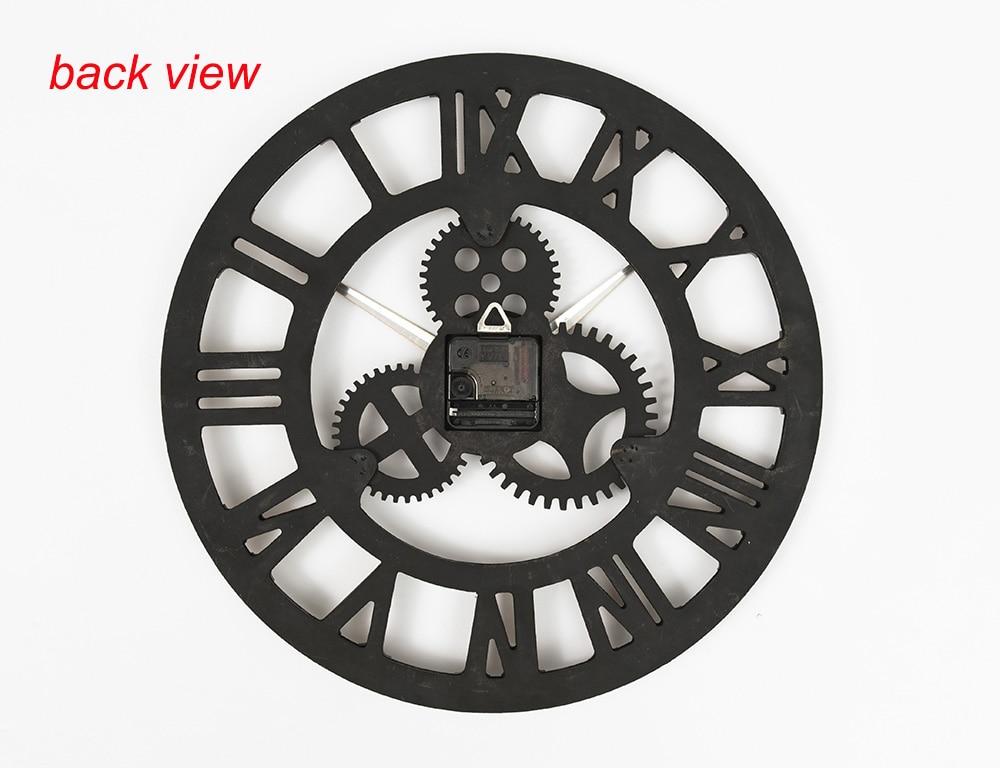 wall clock 5