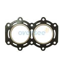 OVERSEE 11141-93950-00 GASKET,CYLINDER For Suzuki Outboard Engine DT15 DT9.9 9.9HP 15HP