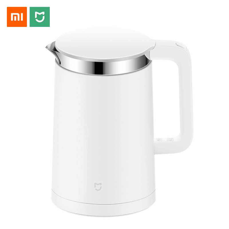 Xiaomi Mijia Electric Kettle Teapot Thermostat Constant Temperature Mi APP Control 1.5L Smart Water Boiler Stainless Steel