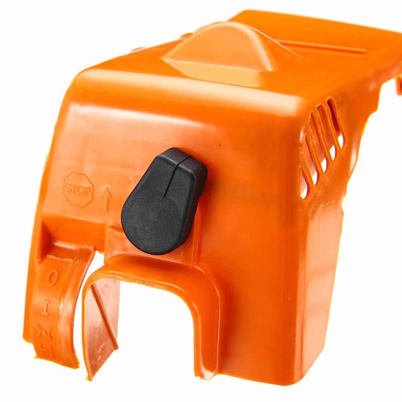 חדש כתום למעלה מנוע צילינדר כיסוי עבור Stihl 017 018 MS180 MS170 Chainsaw