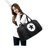 2015 Nylon Waterproof Bag Sac De Voyage Sports Bag Women Travel Bag Portable Gym Totes Men