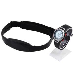 3 metro à prova dwaterproof água monitor de freqüência cardíaca esporte fitness relógio favor ciclismo ao ar livre esporte sem fio com cinta no peito freqüência cardíaca
