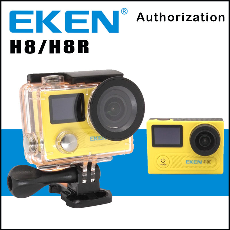 EKEN H8R H8 Ultra HD 4K WIFI font b Action b font Camera 1080p 60fps 720P
