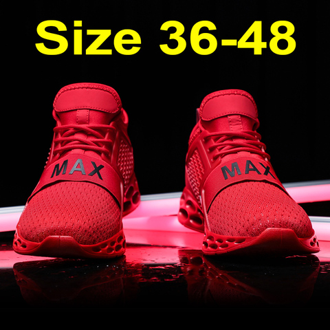 Men Shoes Running Shoes for Man 2019 Braned Outdoor Ultra Light Air Sports Shoes Sneakers for Men Zapatillas Hombre Deportiva 48 Pakistan