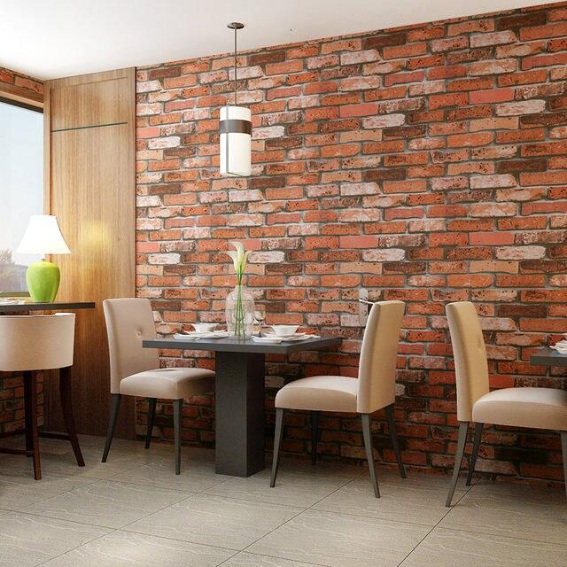 awesome papier peint salon rouge images amazing house. Black Bedroom Furniture Sets. Home Design Ideas