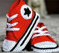 Wholesale Star Sport Baby shoes Baby crochet sneakers first walk shoes kids sport 10 pairs/lots