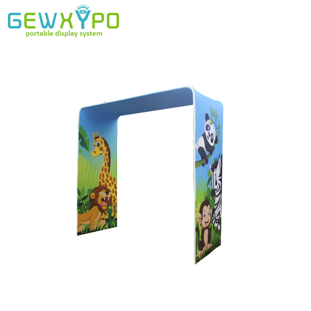 Exhibition Stand Advertising : Ft width exhibition booth tension fabric advertising banner