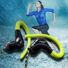 Original 3.5mm Sport Earphone Super Stereo Headsets Sweatproof Running Headset With Mic Ear Hook For All Mobile Phone