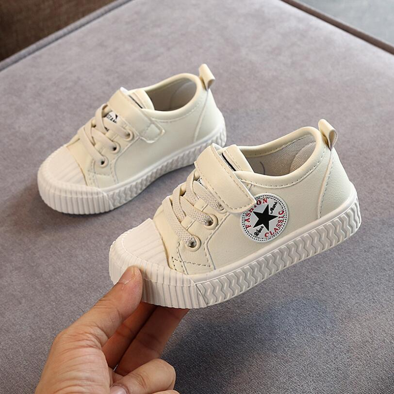 Spring New Kids Shoes For Girls Children Sport Shoes Children's Student Fashion Running Shoes Boys Sneakers